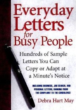 Everyday Letters For Busy People Hundreds Of Sample