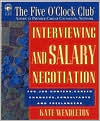 Interviewing and Salary Negotiation