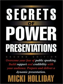 Secrets of Power Presentations