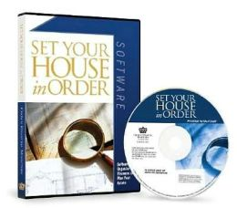 Set Your House in Order Software