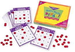 Basic Facts Bingo: Addition and Subtraction, Grades 1 To 3
