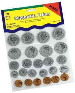 Magnetic U.S. Coins