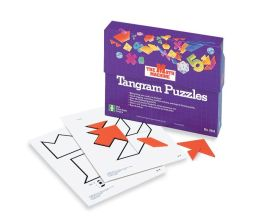 Math Machine: Tangram Puzzles