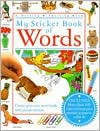 My Sticker Book of Words