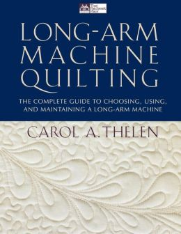 Long-Arm Machine Quilting Print On Demand Edition