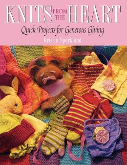 Knits From The Heart Print On Demand Edition