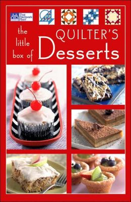 The Little Box of Quilter's Desserts