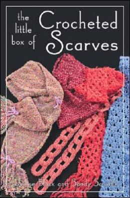 The Little Box of Crocheted Scarves