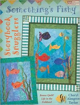 Something's Fishy Storybook Snugglers