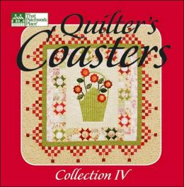 Quilter's Coasters Collection IV