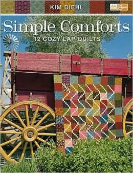 Simple Comforts: 12 Cozy Lap Quilts