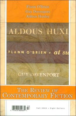 The Review of Contempory Fiction