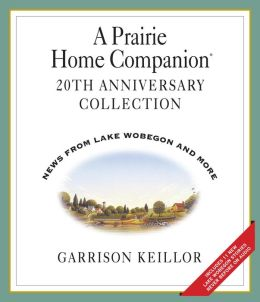 A Prairie Home Companion 20th Anniversary CD