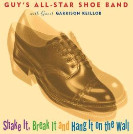 Shake It, Break It and Hang It on the Wall: Guy's All-Star Shoe Band