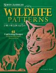 Book Cover Image. Title: North American Wildlife Patterns for the Scroll Saw, Author: Lora Irish