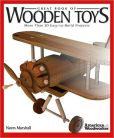 Book Cover Image. Title: Great Book of Wooden Toys:  More Than 50 Easy-to-Build Projects, Author: Norm Marshall
