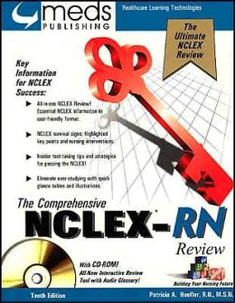 The Comprehensive NCLEX-RN Review 2000.