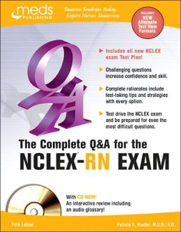 Complete Q&A for the NCLEX-RN Exam