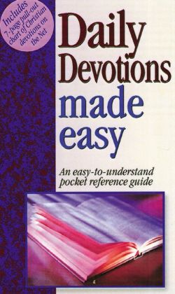 Daily Devotions Made Easy