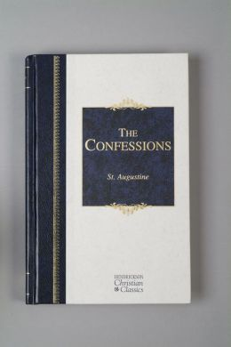 Confessions of St. Augustine: Hendrickson Christian Classics