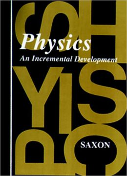 Saxon Physics, 1st Edition Solutions Manual