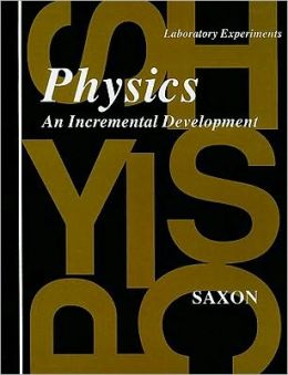 Physics: An Incremental Development