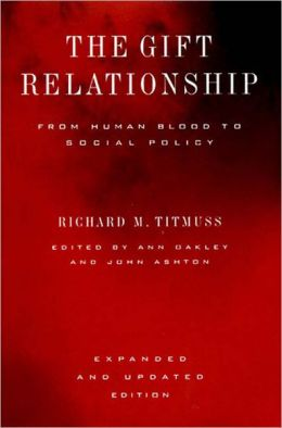 Gift Relationship