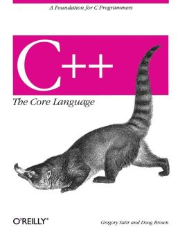 C++: The Core Language