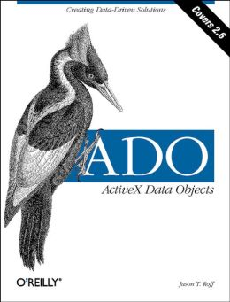 ADO: Active X Data Objects