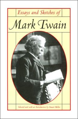 ... Short Stories and Famous Essays by Mark Twain 1928 302 - SKU Book