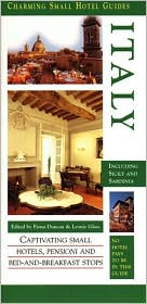 Italy (Charming Small Hotel Guides Series)