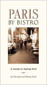 Paris by Bistro (revised Edition)
