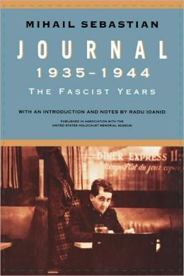 Journal 1935-1944: The Facist Years
