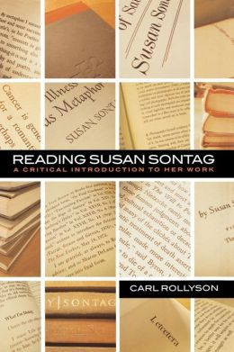 Reading Susan Sontag