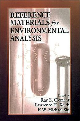 Reference Materials for Environmental Analysis