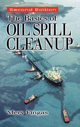 Basics of Oil Spill Cleanup