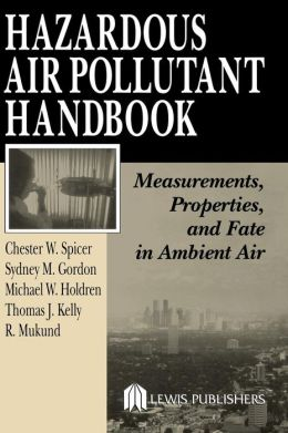 Hazardous Air Pollutant Handbook