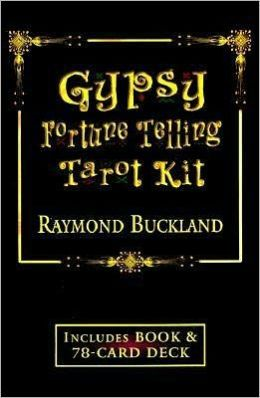 Gypsy Fortune Telling Tarot Kit: Formerly Buckland's Complete Gypsy Fortune-Teller