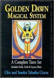 Golden Dawn Magical System: A Complete Tarot Set
