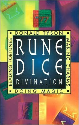 Rune Dice Divination Book