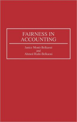 Fairness In Accounting