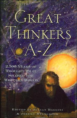 Great Thinkers A-Z