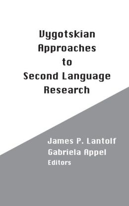 Vygotskian Approaches to Second Language Research