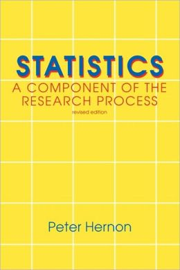 Statistics: A Component of the Research Process