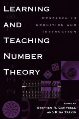 Learning And Teaching Number Theory