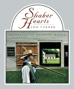 Shaker Hearts