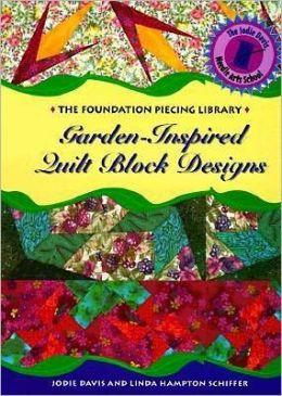 Garden-Inspired Quilt Block Designs