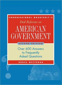 Cq's Desk Reference On American Government