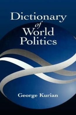 Dictionary Of World Politics