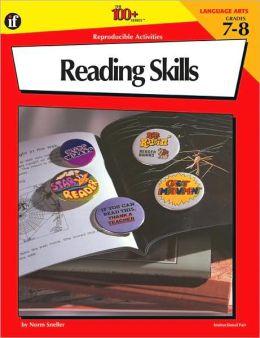 Reading Skills, Grades 7-8